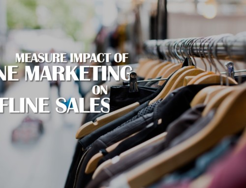 How to measure the impact of Online marketing on your Offline stores