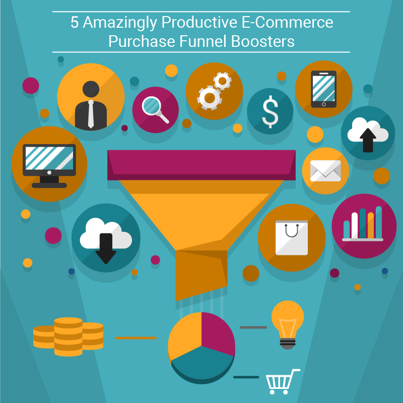 5-Amazingly-Productive-E-Commerce-Purchase-Funnel-Boosters