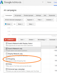 Google Shopping ads 101-adwords campaignSS