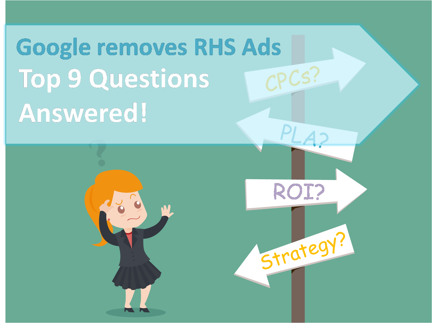 Google removing RHS Ads