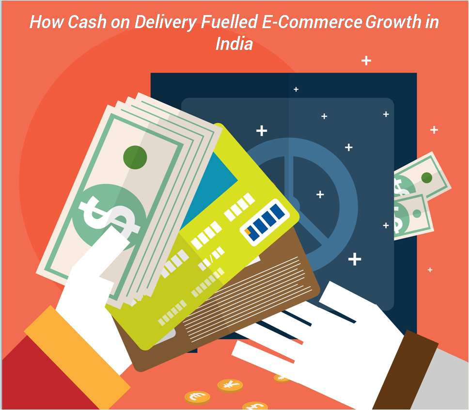 How Cash on Delivery Fuelled E-Commerce Growth in India