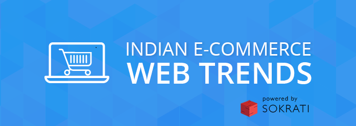 Indian E-Commerce web trends