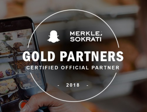 We are Certified Snapchat Gold Partners!