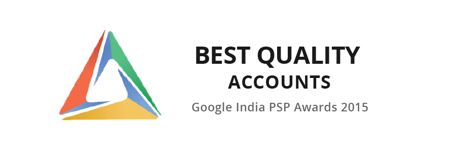 Sokrati wins Google PSP awards for Best Quality Account 2015