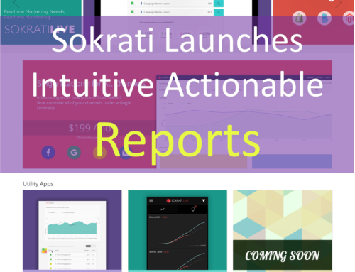 Sokrati Launches Intuitive Actionable Reports